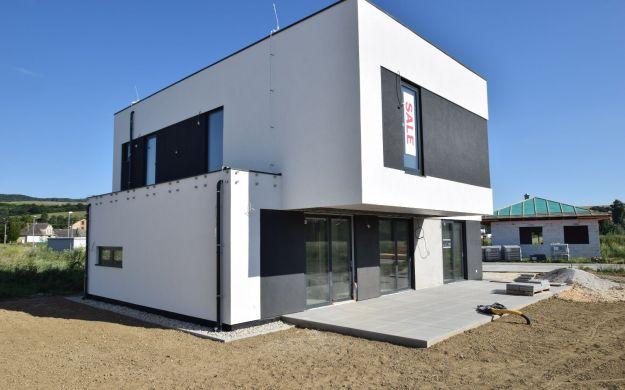Moderný 5 izb. rodinný dom A11 /NOVOSTAVBA/  Banka pri Piešťanoch