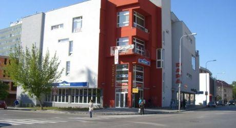 Polyfunkčná budova / centrum / Trenčín