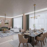 4 izbový byt, Giraltovce, 216.66 m², Novostavba