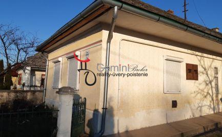 GEMINIBROKER Vám ponúka dom v Goncruzske