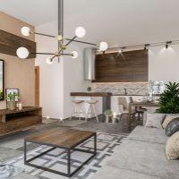 3 izbový byt, Giraltovce, 93.22 m², Novostavba