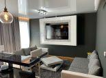 Luxusne zariadený 2- izbový byt na Orechovej ulici v novostavbe s veľkou terasou