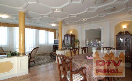 D+V real ponúka na prenájom: 4 izbový byt, Zámocká ulica, Bratislava I, Staré Mesto, parkovanie, zariadenie dohodou