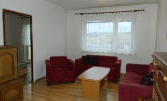 Zariadený 3 izbový byt na prenájom, centrum mesta Liptovský Mikuláš