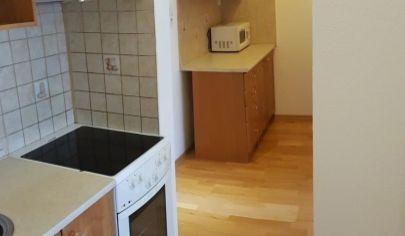 NA PREDAJ: 2-izbový byt s loggiou po čiastočnej rekonštrukcii v Bratislave - Vlčom hrdle