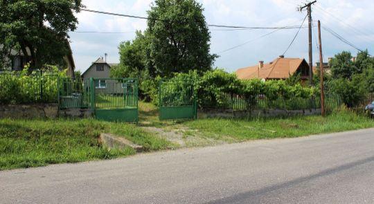 Na predaj rodinný dom s pozemkom v obci Podrečany