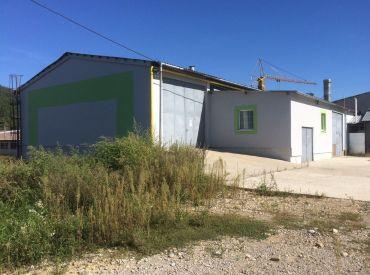 Výrobné a skladové priestory v Košeci