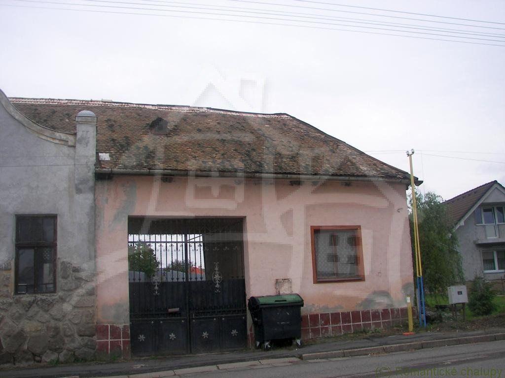 Rodinný dom-Predaj-Panické Dravce-18500.00 €