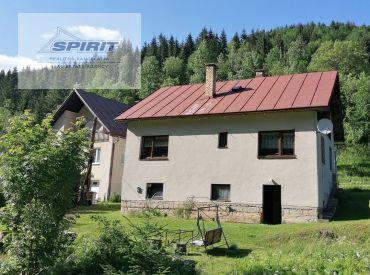 REZERVOVANÉ - Rodinný dom na predaj v obci Turecká - Banská Bystrica