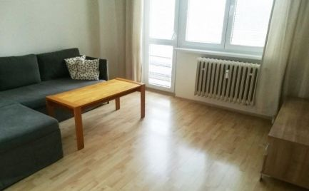 PRENÁJOM 1,5 izbový byt zrekonštruovaný, Ružinov Šalvioná ulica, Bratislava EXPISREAL