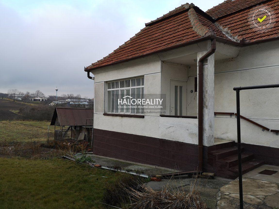 Rodinný dom-Predaj-Dulovce-31800.00 €