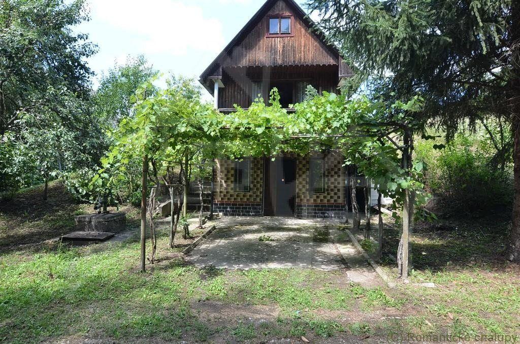 Rekreačná chata-Predaj-Malá Čalomija-13000.00 €