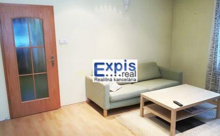 PRENÁJOM 2 izbový byt, , kompletná rekonštrukcia, Miletičova ulica Bratislava Ružinov, EXPISREAL