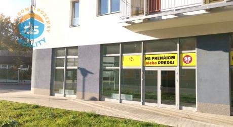 Na prenájom obchodný priestor, 95 m2, Trenčianske Teplice, ul. Ľudmily Podjavorinskej