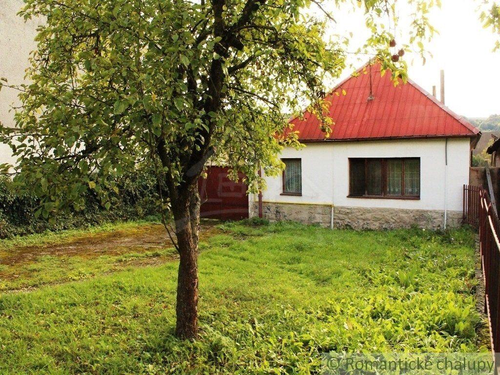 Rodinný dom-Predaj-Dobrá Voda-69900.00 €
