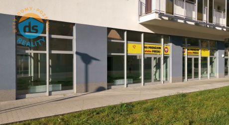 Na predaj obchodný priestor, 66,55 m2, Trenčianske Teplice, ul. Ľudmily Podjavorinskej