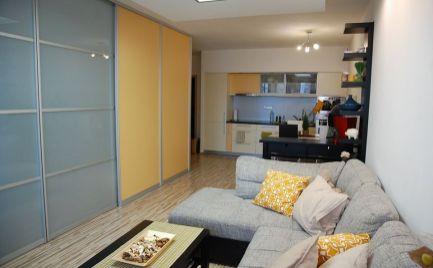 Prenájom novostavba veľký 1 izbový byt s balkónom  Kresánkova ul. Dlhé Diely