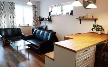 Predaj elegantný zariadený 3 izbový byt s loggiou Dunajská Lužná