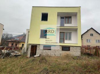 Rozostavaný rodinný dom v obci Turčianske Kľačany