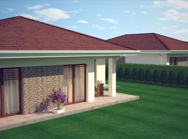 Moderný 4 izbový rodinný dom v novej lokalite Alžbetin Dvor - už len dva posledné RD!!!!!