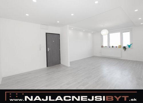 Najlacnejsibyt.sk: BAV - Petržalka, Šášovská ul., 4-izbový, 86,95 m2, kompletná rekonštrukcia December 2019