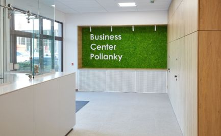 PRENÁJOM posledný kancelársky priestor 37m2 Bratislava Dúbravka Polianky - EXPISREAL