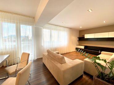 3 izbový byt na prenájom s garážou, Bratislava - Staré Mesto