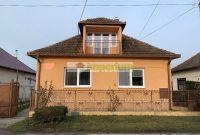 Predaj 5. izb. rodinného domu na 9 árovom pozemku, Gabčíkovo, okr. Dunajská Streda