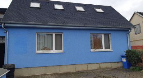 Kuchárek -real: Ponuka  5 izbový rodinný dom v obci Viničné.