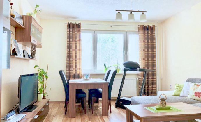 3 izbový byt so zariadením na prenájom, Zapotôčky, Prievidza