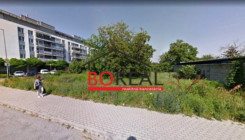 Pozemok pre RD-Predaj-Bratislava - mestská časť Ružinov-340000.00 €