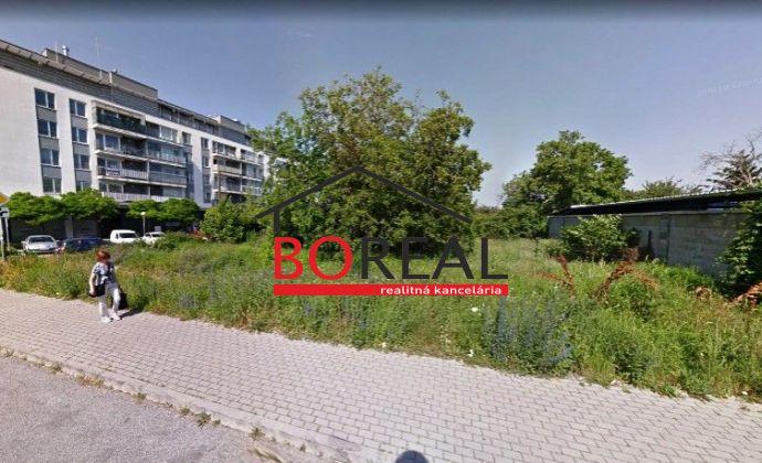 Stavebný pozemok v Prievoze o veľkosti 782 m2 na predaj
