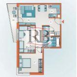 Na prenájom 3 izbový byt v novostavbe NUPPU na Mlynských Nivách