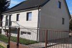 Ponúkame Vám na predaj novostavbu rodinného domu iba 10km od mesta Levice.