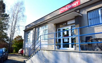 DMPD real Vám ponúka na odstúpenie najmú obchodné priestory (potraviny) pri hlavnej ceste v obci Morovno.
