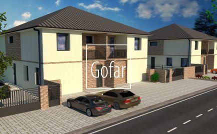 GOFAR - Na predaj 3 izbový byt (AB-B) so záhradou a 2 parkovacími státiami v novostavbe Baka