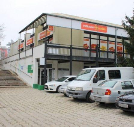 StarBrokers – PREDAJ: obchodné priestory 560 m2 v nákupnom centre Kempelenova ul., Karlova Ves Bratislava