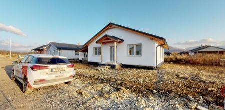 Ponúkame Vám na predaj novostavbu- 4i rodinný dom v obci Horovce o rozlohe 110m2