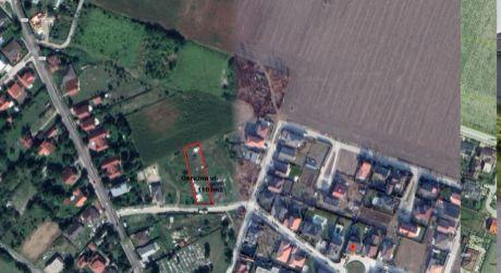 Pozemok pre RD v Zálesí je na predaj -1103m2