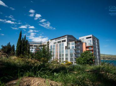 2-izbový apartmán s výnosom 8% ročne v GINO PARADISE Tbilisi**** - 37 m2 - DOKONČENIE DECEMBER 2020!