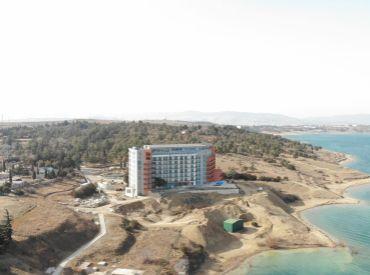 1-izbový apartmán s výnosom 8% ročne v GINO PARADISE Tbilisi**** - 34 m2 - DOKONČENIE AUGUST 2021!