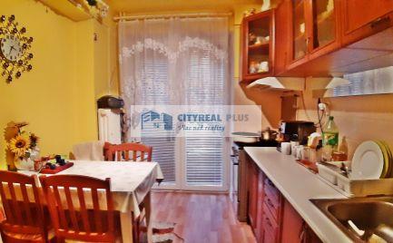 Na predaj 3-izbový byt s 2 balkónmi v obci Gbelce