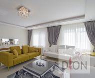 Luxusné dovolenkové apartmány v Alanyi v Turecku