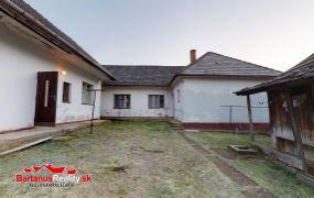 Na predaj 3+1-izbový rodinný dom v Trenčíne, časť Kubrica.