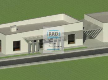 Predpredaj 3 izbových rodinných domov v Rakove