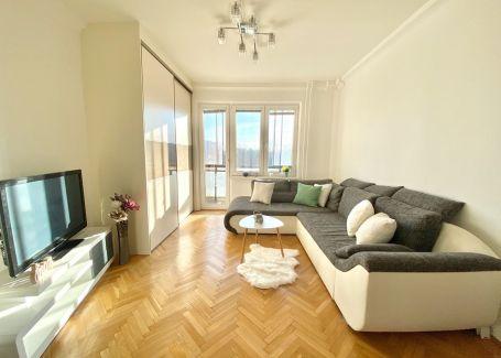 Predaj 1,5 izbový byt, Radarová, 47m2