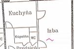 1 izbový byt v pôvodnom stave, Čiernomorská ulica, Košice, sídl. Nad jazerom
