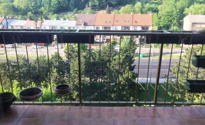 Priestranný 3-izbový byt s pekným výhľadom, veľká loggia, Lamač - Studenohorská