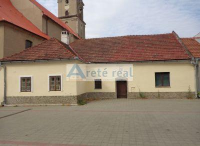 ARETÉ REAL - PRENÁJOM 53 m2 OBCHODNÉHO PRIESTORU V CENTRE PEZINKA, POTOČNÁ (Províziu RK neplatíte !)