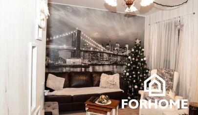 Úžasný 2 izbový byt dispozične zmenený na 3 izbový na predaj v Nových Zámkoch.